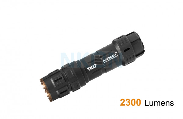 Acebeam TK17 Nichia 219 CRI 90+ Flashlight