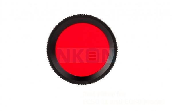 Acebeam FR40 Red filter for K30 and L30 gen II
