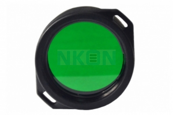 Armytek Green Filter for Viking / Predator flashlights