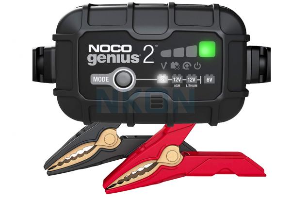 Noco Genius GENIUS2 Multicharger 6 / 12V - 2A