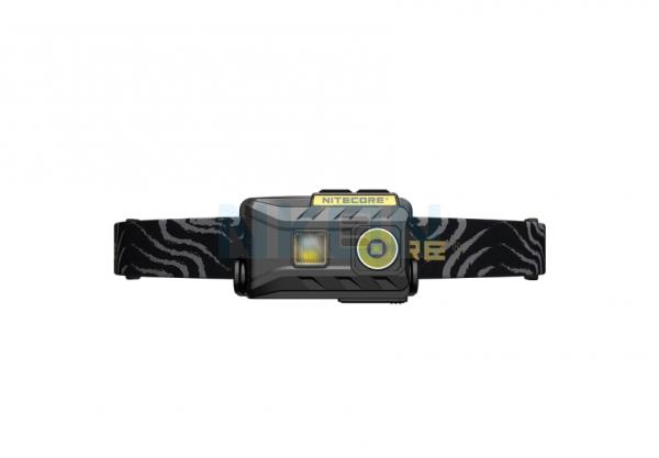 Nitecore NU25 - Headlamp - USB rechargeable