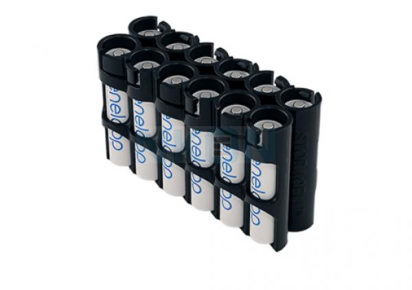 12 AAA Powerpax Battery case - Magnetic