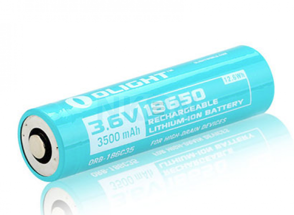 Olight 18650 3500mAh battery for S30RIII