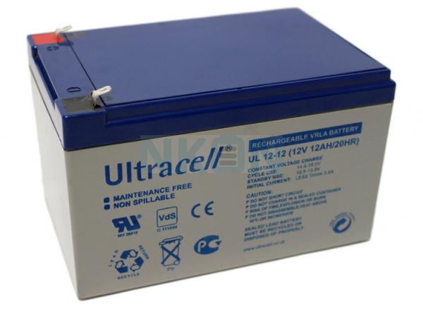 Ultracell 12V 12Ah Lead acid