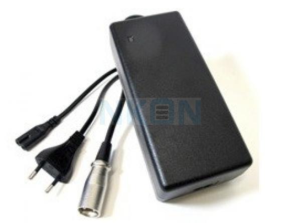 Modiary 42V XLR5-plug E-bike battery charger - 2A