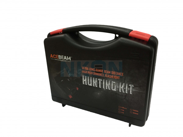 Acebeam L30 Gen II Flashlight Cool White (6000K) - Hunting Kit