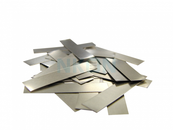 Nickel welding strip - cut - 6mm*0.20mm