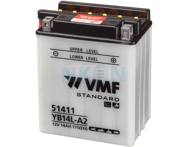 VMF Powersport 12V 14Ah Lead acid battery