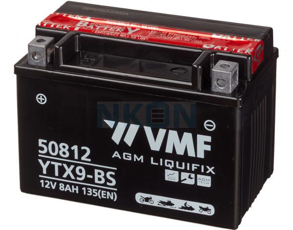 VMF Powersport MF 12V 8Ah Lead acid battery