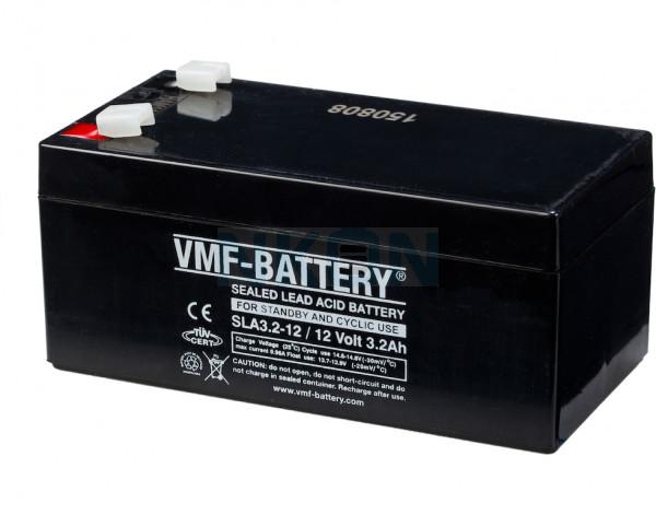 VMF 12V 3.2Ah lead-acid battery