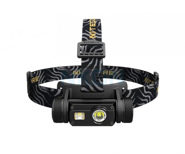 Nitecore HC65 - Headlamp - USB rechargeable