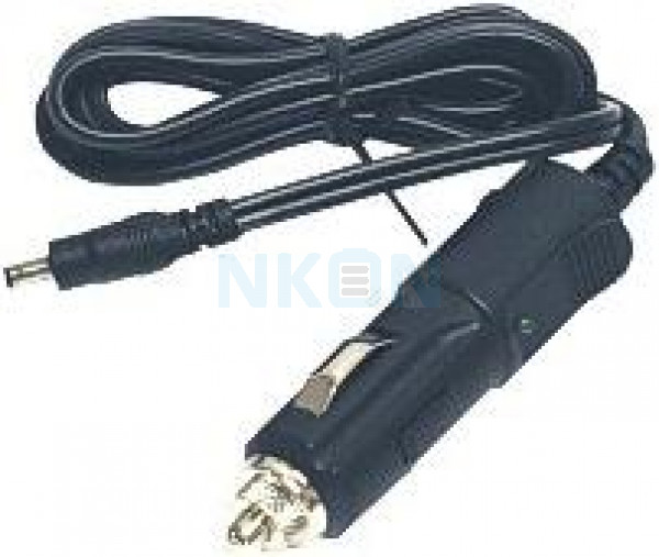 12V car power cord for the MH-C9000 charger