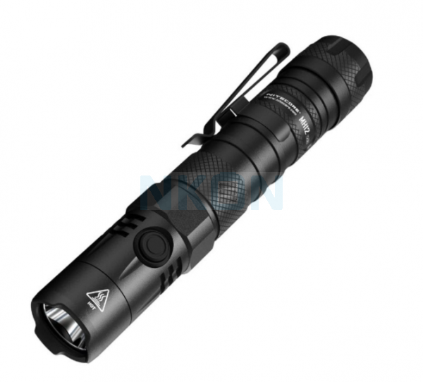 Nitecore MH12 v2 Rechargeable Tactical Flashlight