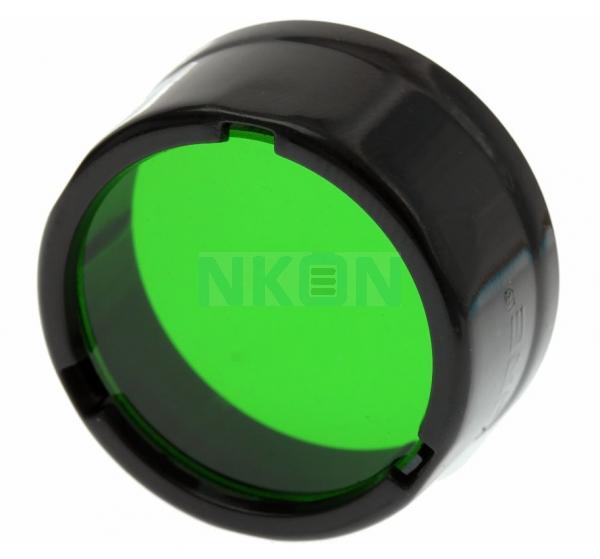 Nitecore Filter - Diffusor 25.4 mm - Green