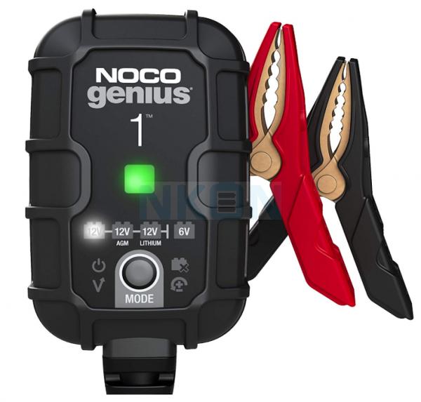 Noco Genius GENIUS1 Multicharger 6 / 12V - 1A
