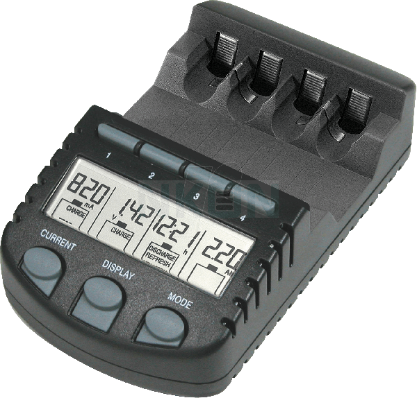 Technoline BC 700 battery charger