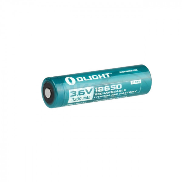 Olight 18650 3200mAh battery for R20