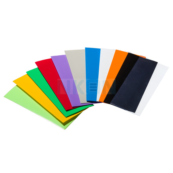 25x Colored heat shrink wrap - AA