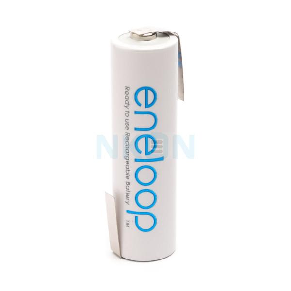 1 AA Eneloop with Z-tags - 1900 mAh