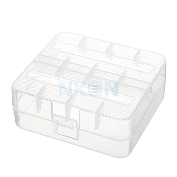 Keeppower 2x 26650 or 4x 18650 battery case