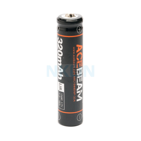 Acebeam 10440 Battery - Battery - Version 2019