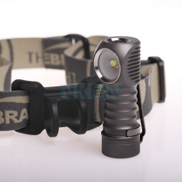 Zebralight H302 CR123A Headlamp cool white