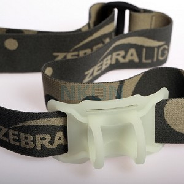 H31/H32/H302 Headband with glow in the dark silicone holder