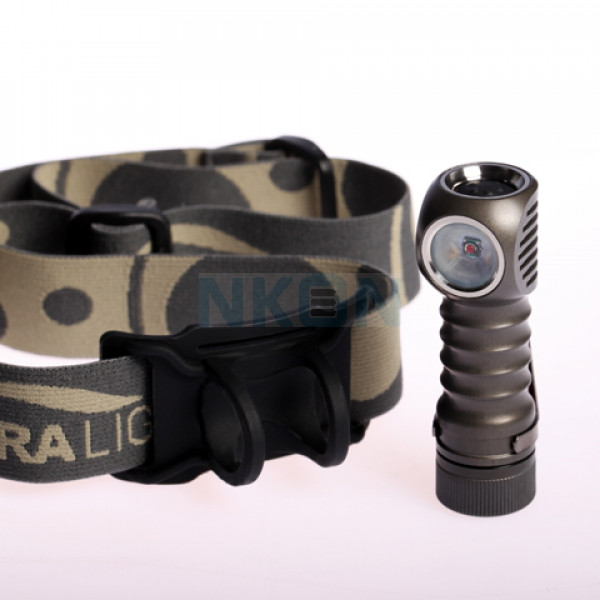 Zebralight H502pr Photo Red Flood Headlamp