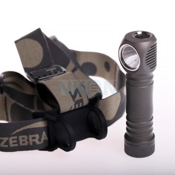 Zebralight H600 Mark IV XHP35 Cool White Headlamp