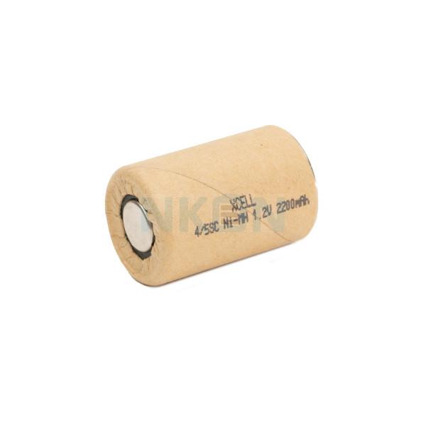 Sub-C 4/5 X-Cell - 2200mAh