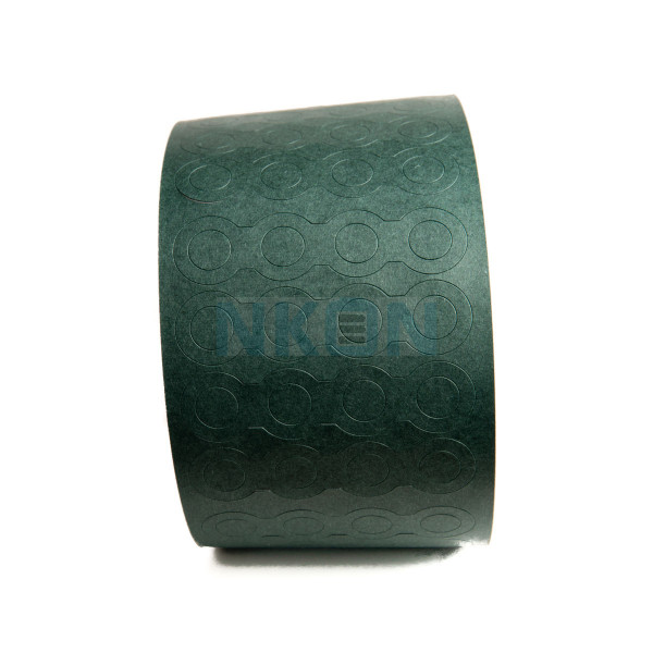 insulation paper 4x18650 top