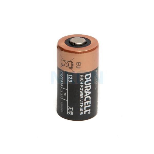 Duracell CR123A Lithium