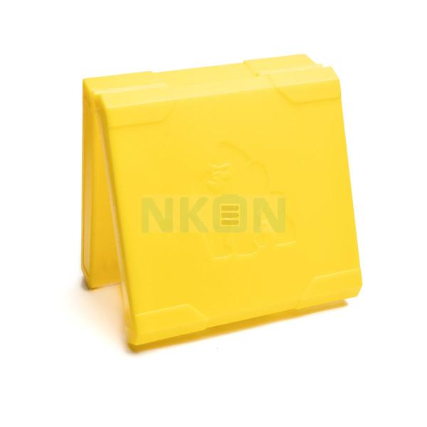 4x18650 Chubby Gorilla battery box - yellow