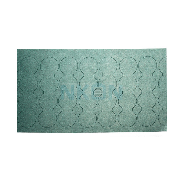 insulation paper 4x18650 min-pole