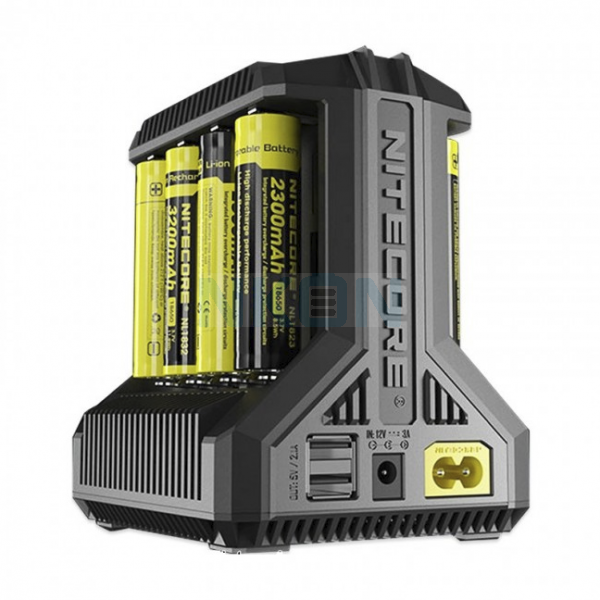 Nitecore Intellicharger i8 battery charger
