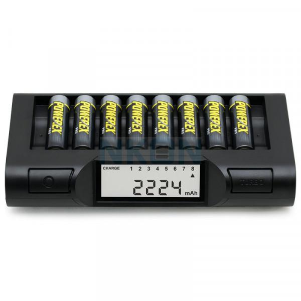 Maha Powerex MH-C980 battery charger