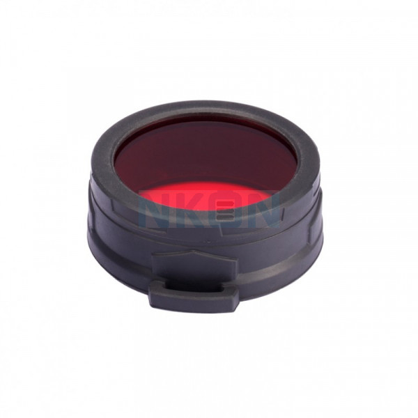 Nitecore NFR50 red Filter