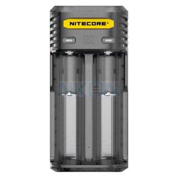 Nitecore Q2 battery charger - Blackberry