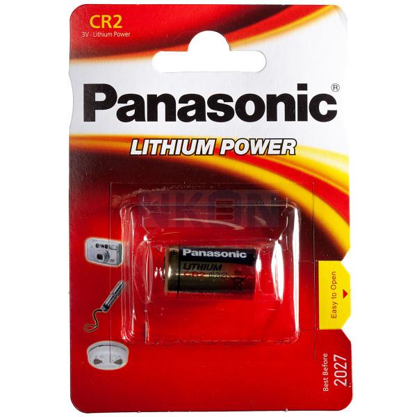 CR2 Panasonic Photo Power - blister - 3V