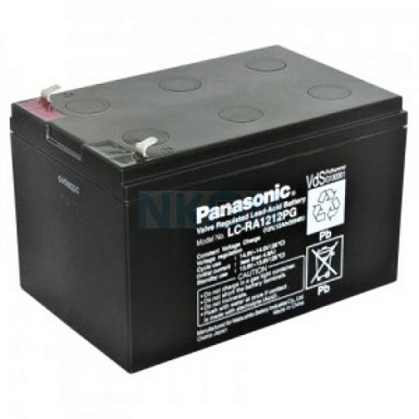 Panasonic 12V 12Ah lead acid