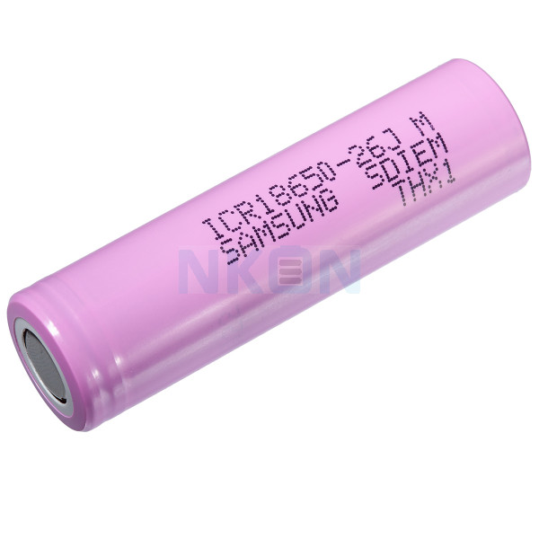 Samsung ICR18650-26J 2600mAh - 5.2A