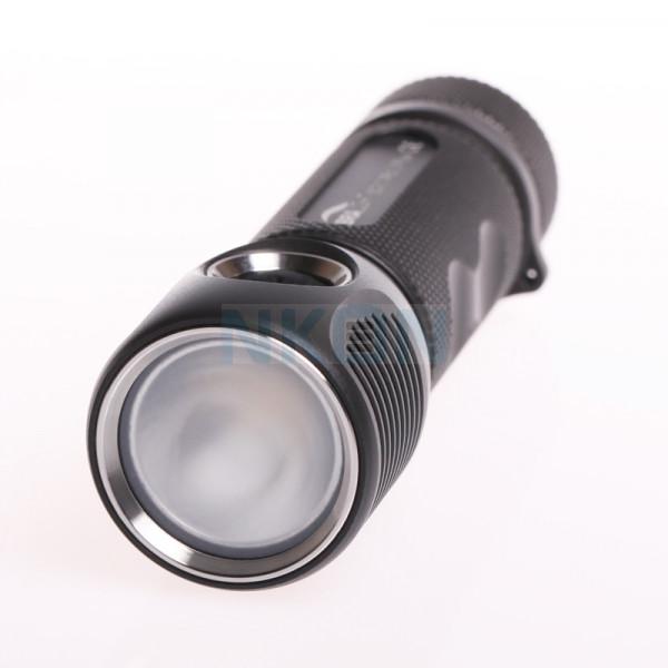 Zebralight SC600Fd Mark IV Plus XHP50 Floody Neutral White 18650 Flashlight