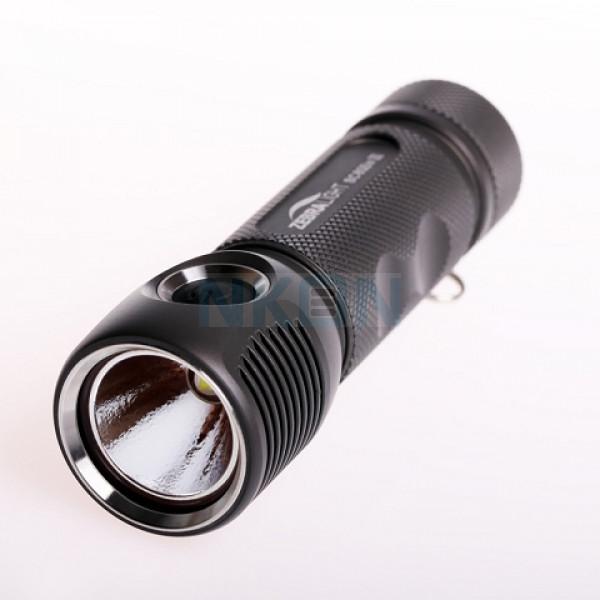 Zebralight SC600w Mark IV Plus 18650 XHP50.2 Neutral White Flashlight