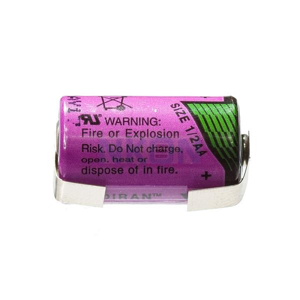 Tadiran SL-750 / 1/2 AA Lithium U-tags - 3.6V