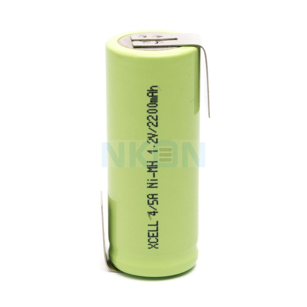 Xcell 4/5 A Z-tags - 2200mAh