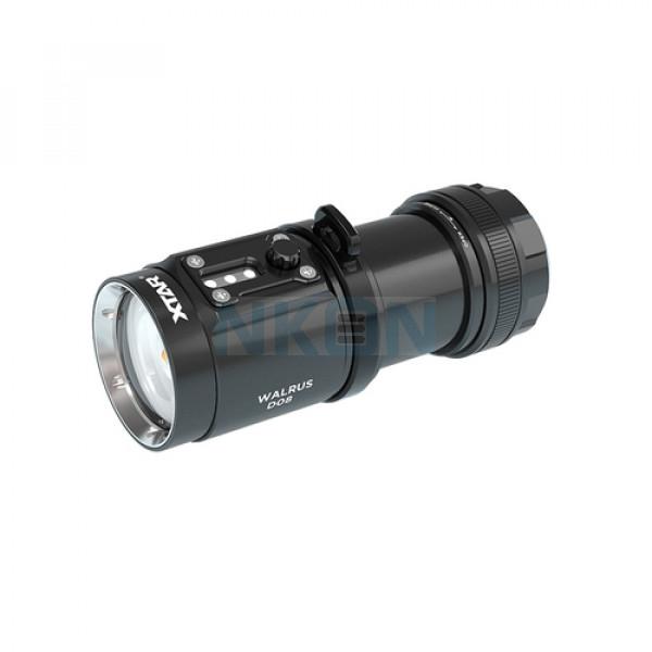 XTAR WALRUS D08 Dive flashlight
