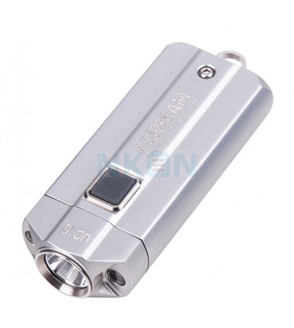 Acebeam UC15 Nichia 90+ CRI - Silver Flashlight (10440 batteries included)