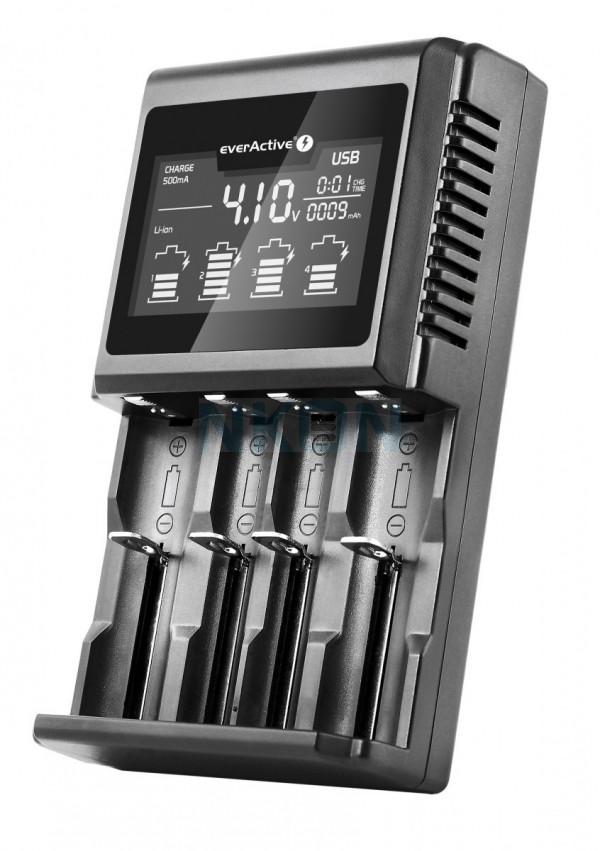 EverActive UC4000 battery charger