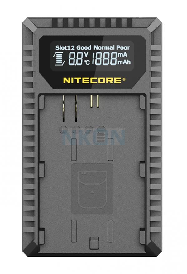 Nitecore UCN3 - Canon (LP-E6N)