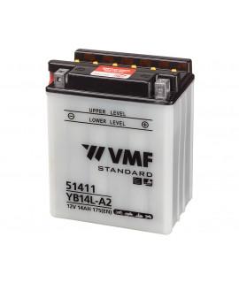 VMF Powersport 12V 14Ah Lead acid battery